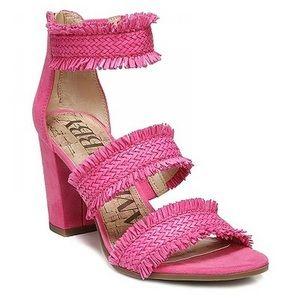 Sam & Libby pink heels